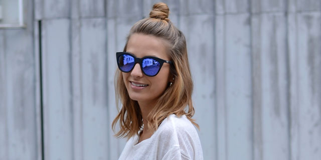Blogger-Favorit: High Half Bun