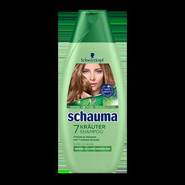 Schauma 7- Kräuter Shampoo