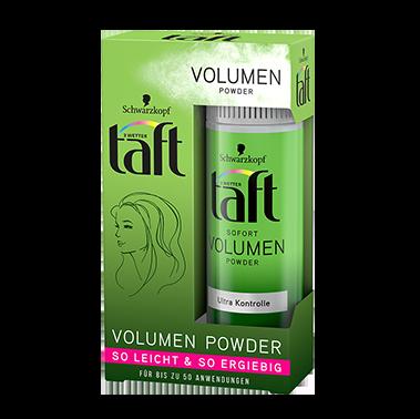 Taft Volumen Puder