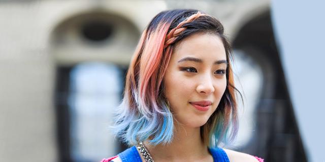 Kurze Haare Flechten Short Braid Schwarzkopf For You Style Trends
