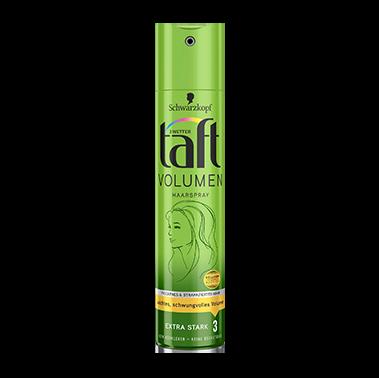taft Volumen Haarspray für trocken-strapaziertes Haar