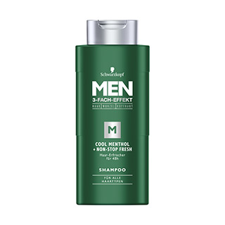 Schwarzkopf Men Cool Menthol + Non-Stop Fresh