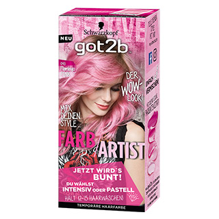 got2b UB 093 Farbartist Flamingo Pink