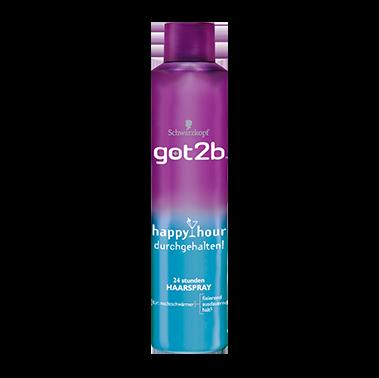 got2b happy hour haarspray