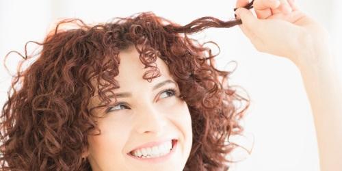 Tutorial Volumen Frisur
