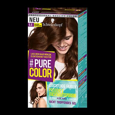 Pure Color 5.5 Goldene Schokolade