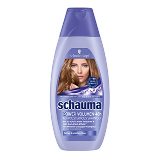 Schauma Power Volumen 48h Shampoo 400ml