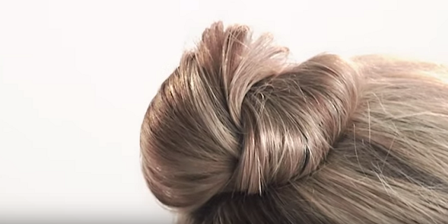 Video-Tutorial: Chignon