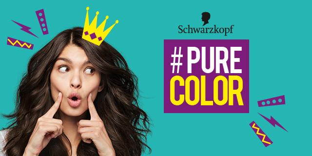 #PURECOLOR: Diese Haarfarben GELingen immer!