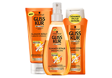 Gliss Kur Summer Repair