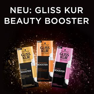 Jetzt Gliss Kur Beauty Booster testen!
