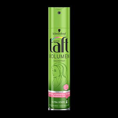 taft Volumen Haarspray für feines Haar