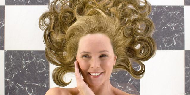 Mehr Volumen für dein Haar
