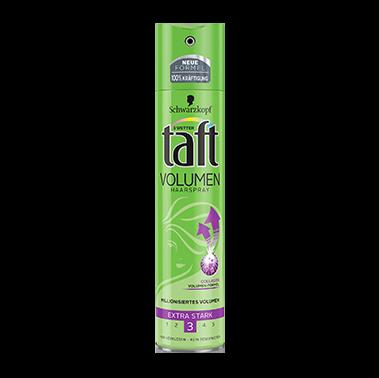 Taft Volumen Haarspray Normales Haar