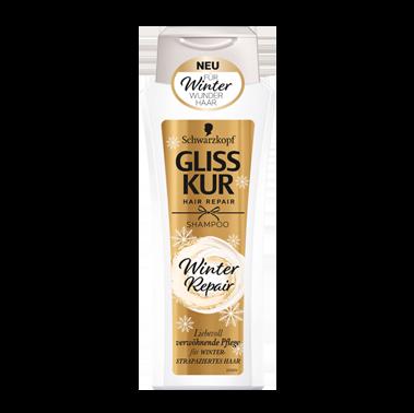 Winter Repair Gliss Kur Shampoo