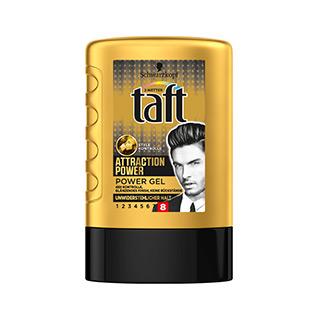 Taft Attraction Power Gel