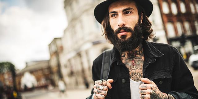 Mähnen Männer Pflege Tipps Für Lange Haare Schwarzkopf For You
