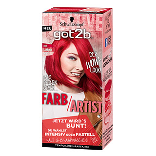 got2b UB 092 Farbartist Lollipop Rot