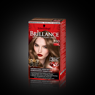 Brillance 830 Romantisches Braun