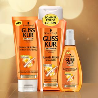 gliss kur summer repair