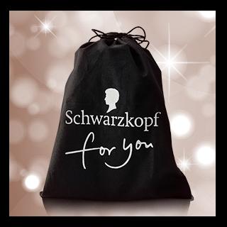 Verlosung: 1 Jahr Schwarzkopf for you