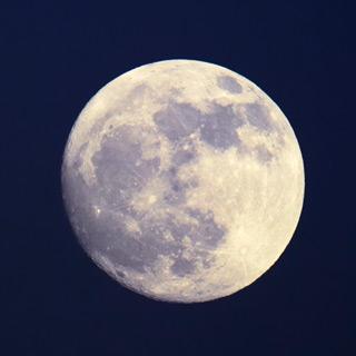 Mond ist Phase (2/7)