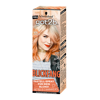 got2b Blickfang SPRAY Candy Apricot