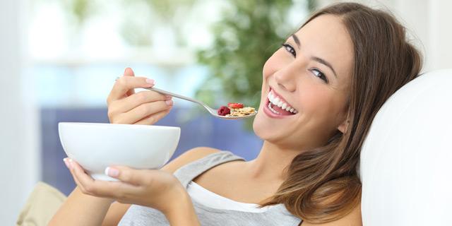 Frühstück für dein Haar