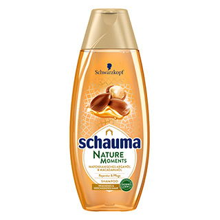 Schauma Nature Moments Marokkanisches Arganöl Shampoo
