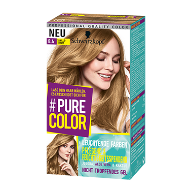 Pure Color 8.4 Vanille-Traum