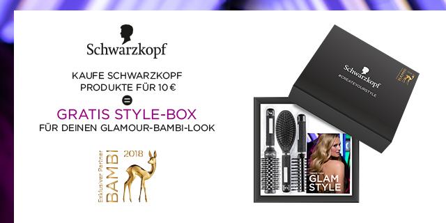 Gratis Style-Box für deinen Individuellen Look!