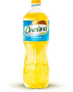 Олія Олейна соняшникова рафінована дез.