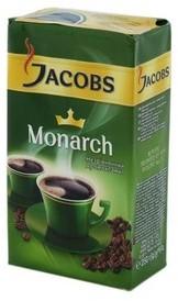 Кава Jacobs Monarch мелена