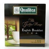 Чай Qualitea чорний Англійський сніданок