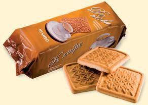 Печиво До кави пряж. мол. 210 г