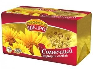 Маргарин Щедро Сонячний