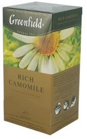 Чай Greenfield Camomile Травяний