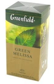 Чай Greenfield Melis Травяний