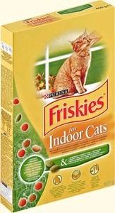 Корм Friskies Indoor для домашніх котів