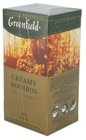 Чай Greenfield Cream Rooibos