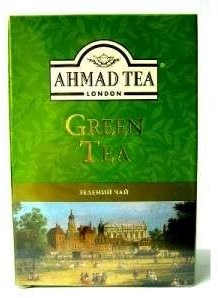 Чай Ahmad зелений Китайський
