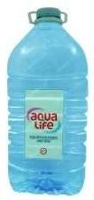 Вода питна Aqua life негазована