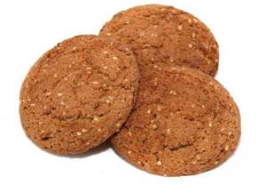 Печиво вівсяно-конжутне 300г
