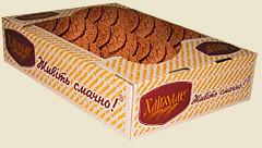 Печиво ЗХК вівсяне до чаю 1.3кг
