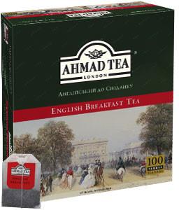 Чай Ahmad чорний Англійський сніданок