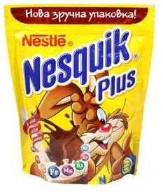 Шоколадний напій Nestle Nesquik