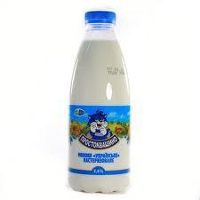 Молоко Простоквашино пастеризоване 2,6%