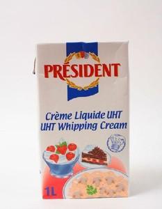 Вершки President 35.1%