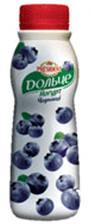 Йогурт President Дольче лісова ягода 2,5%