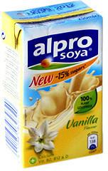 Напій соєвий Alpro ванільний